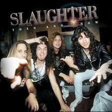 Slaughter: Then and Now Slaughter MUSIC CD