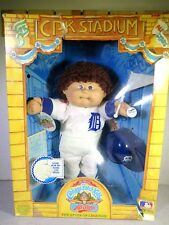 NIB CABBAGE PATCH KID DOLL CPK STADIUM BASEBALL PLAYER ALL STARS