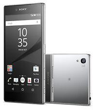 """Sony Xperia Z5 Premium Dual SILVER GRADO """"A+"""" CON GARANZIA E ACCESSORI"""