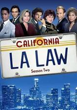 L.A. LAW - Season Two (5 Disc Set!) DVD