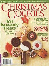 Christmas Cookies magazine Cupcake Fudge Brownie Peppermint Swaps Chocolate