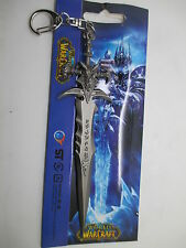 World of Warcraftt Arthas Menethil Lich King Frostmourne Sword with Keychain