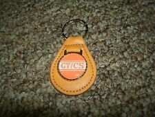 1968 2007 - 2014 FORD MUSTANG SHELBY GT/CS CALIFORNIA SPECIAL KEYCHAIN ORANGE