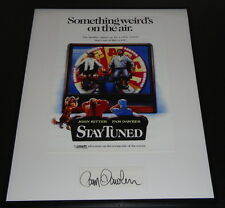 Pam Dawber Signed Framed 16x20 Photo Poster Display Stay Tuned