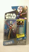 STAR Wars Il Clone Wars 2010 cw15 asajj ventress