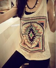 New Korean Printed top for women
