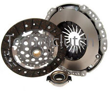 3 PIECE CLUTCH KIT INC BEARING 240MM FOR A NISSAN PRIMERA 2.2 DCI 2.2 DI