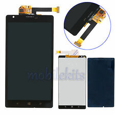 Front LCD Touch Digitizer Screen Assembly Replacement For Nokia Lumia 1520 Black