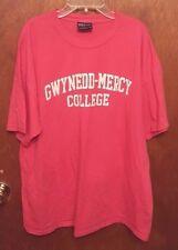 Gwynedd-Mercy College Hot Pink XL T-Shirt (Never Worn)
