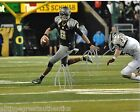OREGON DUCKS MARCUS MARIOTA SIGNED 8X10 PHOTO W/COA A 2014 HEISMAN TROPHY WINNER