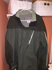 columbia mens winter jacket sz XL