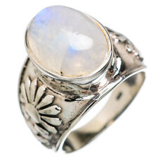 Rainbow Moonstone 925 Sterling Silver Ring Size 6 Ana Co Jewelry R809381