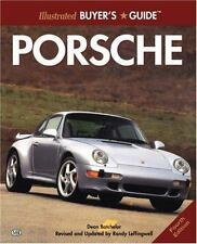 Illustrated Porsche Buyer's Guide (Illustrated Buyer's Guide) Good Condition