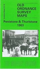 MAP OF PENISTONE 1903