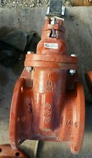 "M&H Valve 6"" A.W.W.A C-509 Resilient Wedge Gate Valve Mechanical Joint"