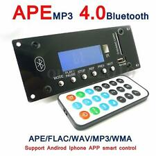 Bluetooth 4.0 MP3 WMA APE FLAC USB SD Audio TF Radio Lecteur FM Module Décodeur
