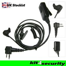 Icom Earbone conduction  Earpiece Ear piece door supervisor bouncer security