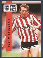 PRO SET 1990/91- #209-SOUTHAMPTON-SHEFFIELD UTD-SWINDON-LINCOLN-GLENN COCKERILL