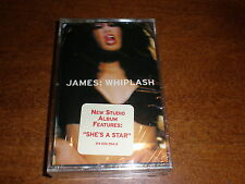 James CASSETTE Whiplash NEW