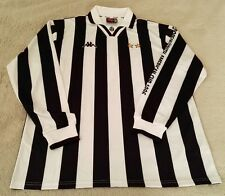 Juventus 1996 Del Piero World Club Final Yokohama L/S Jersey, Mint Condition XL