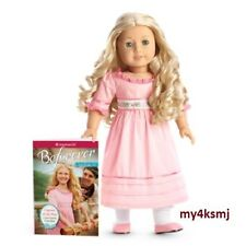 American Girl CAROLINE Abbott DOLL and BOOK Beforever SAME DAY SHIP