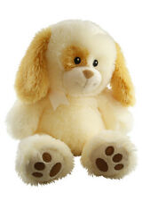 "NEW Cuddle Barn Nite Brite Pals ""Patches the Pup"" Song & Lights 14"" Dog Plush"