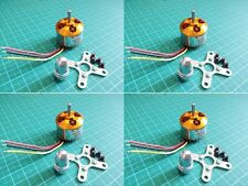 4x A2212 1000Kv Brushless Outrunner Motor For Airplane Aircraft Quadcopter