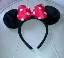 Disney  Minnie Mouse Ears Headband. Girls