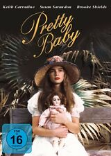 KEITH/SARANDON,SUSAN/SHIELDS,BROOKE CARRADINE-PRETTY BABY   DVD NEU MALLE,LOUIS