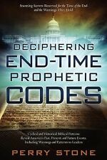Perry Stone - Deciphering End Time Prophetic (2015) - New - Trade Paper (Pa