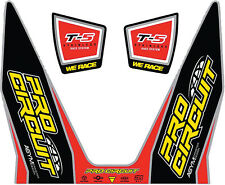 PRO CIRCUIT T-5 DECALS REPLACEMENT MUFFLER STICKERS