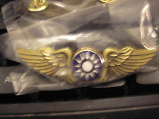 FOREIGN BADGES - REPLICA WW2 ALL VOLUNTEER GROUP AVG FLYING TIGER PILOT WINGS