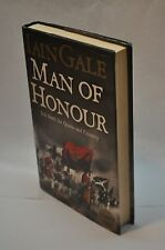 Iain Gale~ Man of Honour~SIGNED~Jack Steel: for Queen and Country~1st UK Edition
