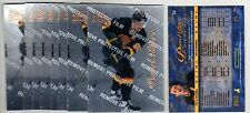 1X PAVEL BURE 1996 97 Select Certified #34 Canucks Lots Available