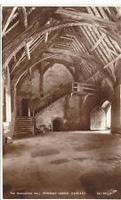 The Banqueting Hall, Stokesay Castle, Nr CRAVEN ARMS, Shropshire RP