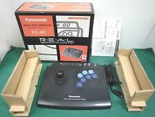 3DO Real - DIGITAL STICK CONTROLLER - BOXED. JAPAN. Panasonic FZ-JS1 Work fully!