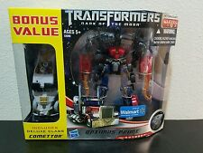 Transformers 3 Dark of The Moon Voyager Exclusive Action Figure Optimus Prime NE