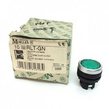 Illuminated Pushbutton RLTGN Moeller Green RLT-GN