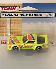 TOMICA MAZDA ROTARY SAVANNA RACING RX7 1/60  SCALE
