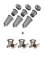 3 My K-Cup Style Reusable Filters for Keurig PLUS 3  EXTRA Baskets!
