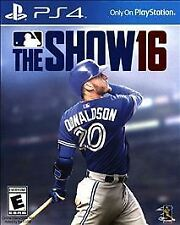 MLB: The Show 16 (PS4) FREE SHIPPING (US ONLY)