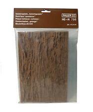 Gesteinsplatte Schichtgestein H0 1:87 / 1:200 / 1:160 Dioramen Faller 798 NEU&OV
