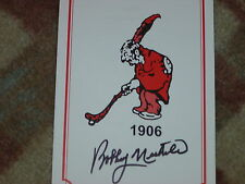 Bobby Nichols Canadian Open Winner Signed  Scorecard