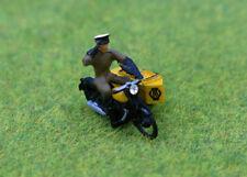 OO/HO gauge Painted 1950's AA Motorcycle Patrol - P&D Marsh PDZ104 free post