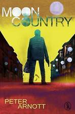Moon Country (Vagabonds)-ExLibrary