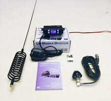 Team CB Radio Mobile Mini Com Starter Kit + Stinger Antenna Large Washer Kit