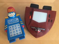 Major Morgan & Tiny Tronic Sky Attack Vintage Retro Spares Repair
