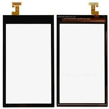 Front Touch Screen Digitizer Glass Panel Mirror for HTC Desire 510 Black STGG