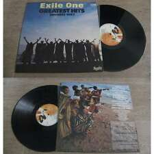 EXILE ONE - Greatest Hits LP Reggae Soul NM Barclay