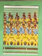 1985 SCANLENS CRICKET STICKER #2 - PART OF COMBINED TEAMS PICTURE